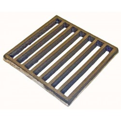 GRILLE CARREE 17 CM