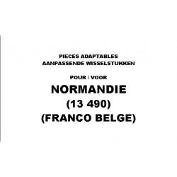 FRANCO BELGE NORMANDIE 13490