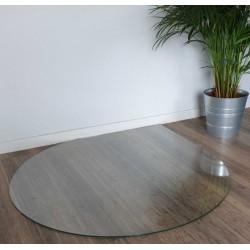 plaque de verre 1100x1100mm